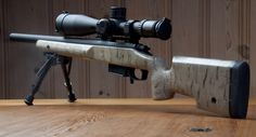 Long range precision bolt rifle