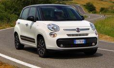 Fiat 500L: ahora con más espacio
