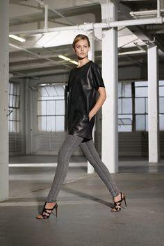 SS '14 - BLK DNM / NYFW New York Fashion Week / MBFW Mercedes Benz Fashion Week