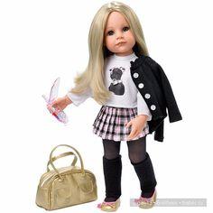 Куплю Сару-модницу от Gotz Готц 2009 или 2007 года / Игровые куклы / Шопик…