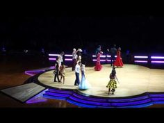Presenting the couples Strictly Live Show 14/02/2016 - YouTube