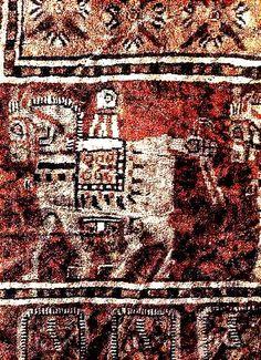 Pazırık carpet B.C. VI - III centuries