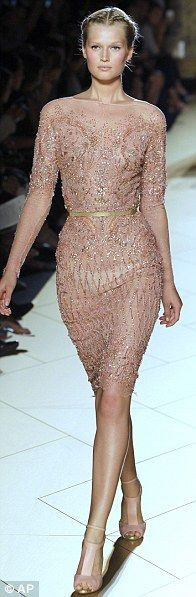 Elie Saab ~Latest Trendy Luxurious Women's Fashion - Haute Couture - dresses, jackets, bags, jewellery, shoes
