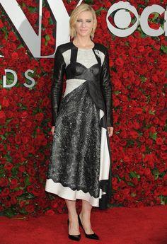 Cate Blanchett aux Tony Awards 2016