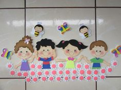 Daycare Themes, Baby Couture, School Decorations, Child Day, Ideas Para, Diy And Crafts, Projects To Try, Preschool Decor, School Projects