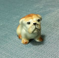 Hey, I found this really awesome Etsy listing at https://www.etsy.com/listing/156899669/miniature-ceramic-dog-bulldog-sitting