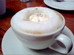 Because great cappuccinos deserve two photos. La Bodega de Trattoria,  Lima, Peru.