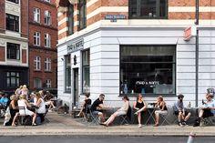 Touring Copenhagen's Two Coolest Neighborhoods Mad & Kaffe restaurant