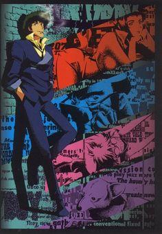 Cowboy Bebop (1998) -
