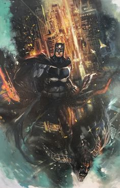 Batman by Rudy Ao