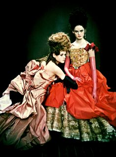♥ Romance of the Maiden ♥ couture gowns worthy of a fairytale - Vogue Italia