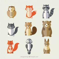 variety of cartoon styles - Google Search