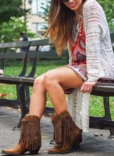 Every girl needs a pair of cowboy boots