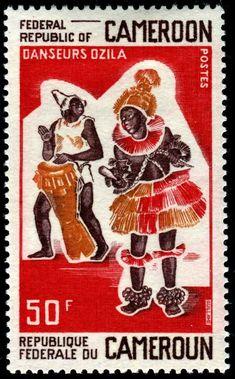 Camerun 1970