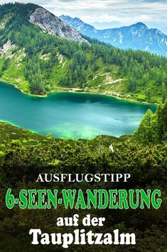 hike on the Tauplitzalm: Experience report with the best photo spots … – My Store Reisen In Europa, Camping And Hiking, Backpacking, Seen, Spots, Adventure Awaits, Outdoor Travel, Where To Go, Trekking
