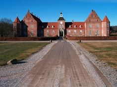 Ulstrup Castle, Denmark Some Beautiful Images, Beautiful Places, Denmark Castles, Famous Castles, Beautiful Castles, Chateaus, Cathedrals, Palaces, Abandoned Places