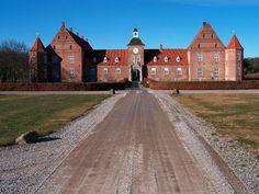 Ulstrup Castle, Denmark