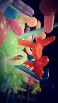Balloons make me happy☺