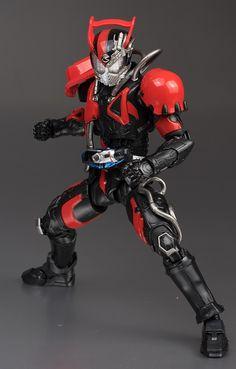 Kamen Rider Cho Deadheat Drive / Kamen Rider Drive