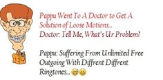 Pappu Went To A Doctor