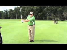Golf Drill Video: How To Stop Topping the Ball - L to L Drill