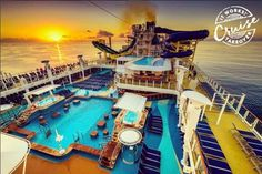 "Who could say no to this? Seriously! This is the worlds 5th largest cruise ship in the world. You, yes you could earn your spot on it! Who wants to join my team and earn a spot on this ship. It will be all it works distributors too. They are taking over the ship. Inbox me or  text ""cruise"" to 207-239-1616."