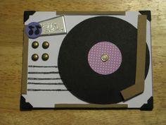 Record Player - Scrapbook.com