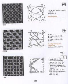 Fondos Types Of Lace, Bobbin Lace Patterns, Lacemaking, Lace Border, Needle Lace, Vintage Embroidery, Crochet, Tatting, Needlework