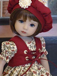 Gente isso é uma boneca!!!!