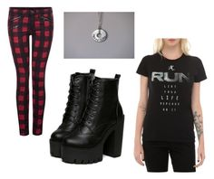 """Me"" by onyx-silverwolf ❤ liked on Polyvore featuring Dex"
