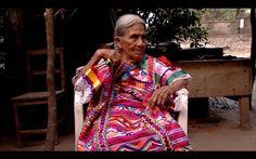 arte textil chinanteco INAH