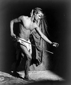 Sean Bean as Ranuccio in Caravaggio (1986)