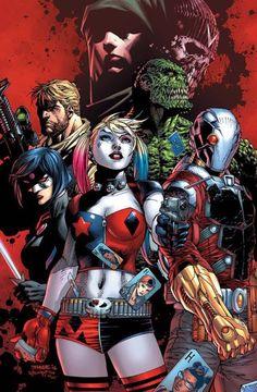 Suicide Squad #8 - Jim Lee