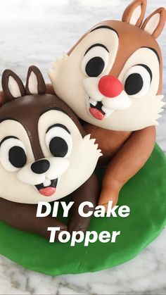 Halloween Baking, Halloween Food For Party, Halloween Cakes, Halloween Treats, Diy Cake Topper, Fondant Cake Toppers, Fondant Figures, Cake Decorating Supplies, Cake Decorating Techniques