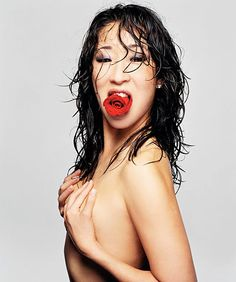 The awesome Sandra Oh