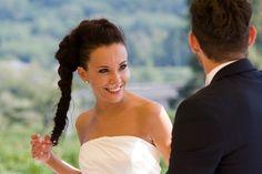 16 acconciature per spose con treccia