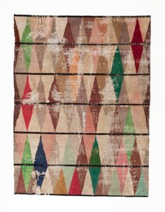 from Loom Rugs: 1964 Anatolian Vintage Rug 168 x 225cm