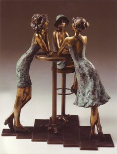 Bronze Sculpture: Great Secret | Flickr - Photo Sharing!