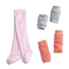 Amazon.com: American Girl Isabelle - Isabelle's Legwarmers Set for Dolls - American Girl of 2014: Toys & Games