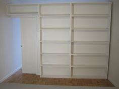 """Photo of Wall 2 Wall NY - """"free-standing bookcase divider with hide away pocket door"""" - New York, NY"""