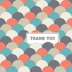 Examples of thank you cards