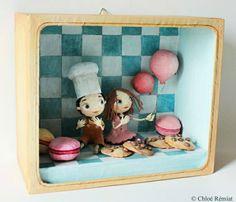 Entre pasteles