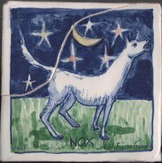LUIS DESENHA: Azulejos - A surpresa da fornada. A noite