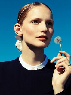 Katrin Thormann for Vogue Germany