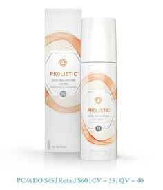 Prolistic. New products...! Now available: www.hbianchini.nerium.com