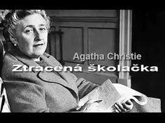 Agatha Christie Mluvené slovo: Ztracená školačka / detektivka krimi - YouTube Agatha Christie, Murder Mysteries, Cozy Mysteries, Teen Party Games, Hercule Poirot, Mystery Parties, Mystery Novels, Wedding Humor, Design Quotes