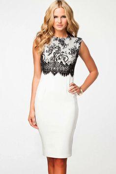 El corset, una prenda con historia: Vestido Vintage Cóctel elegante - Corsets online lenceria vestidos