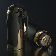 ArtStation - Grenades, Mark Chang                                                                                                                                                      More