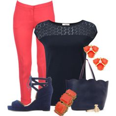 Teacher Attire: Outfit 2