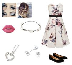 """""""Untitled #118"""" by gracie-k-sterrett on Polyvore featuring Little Mistress, Accessorize, Lime Crime, Amanda Rose Collection and Lipsy"""
